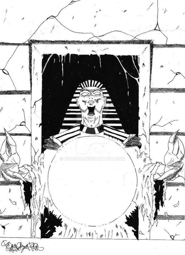 Pharaoh (finished) by prasdr