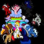 Birthday commish