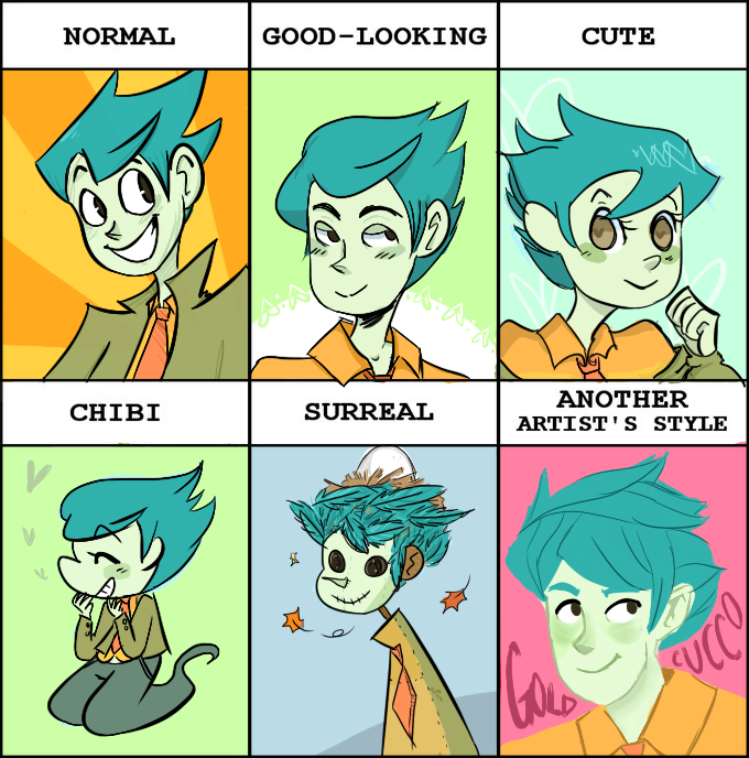 BJC Style Meme by chessy-cat