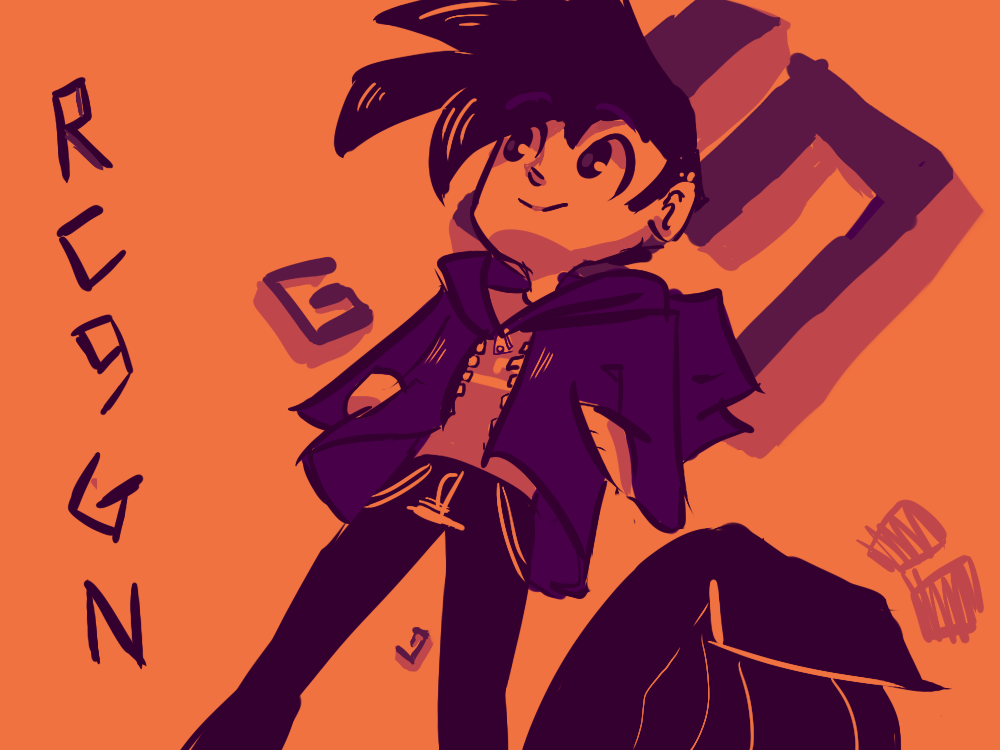 RC9GN Palette Challenge by chessy-cat
