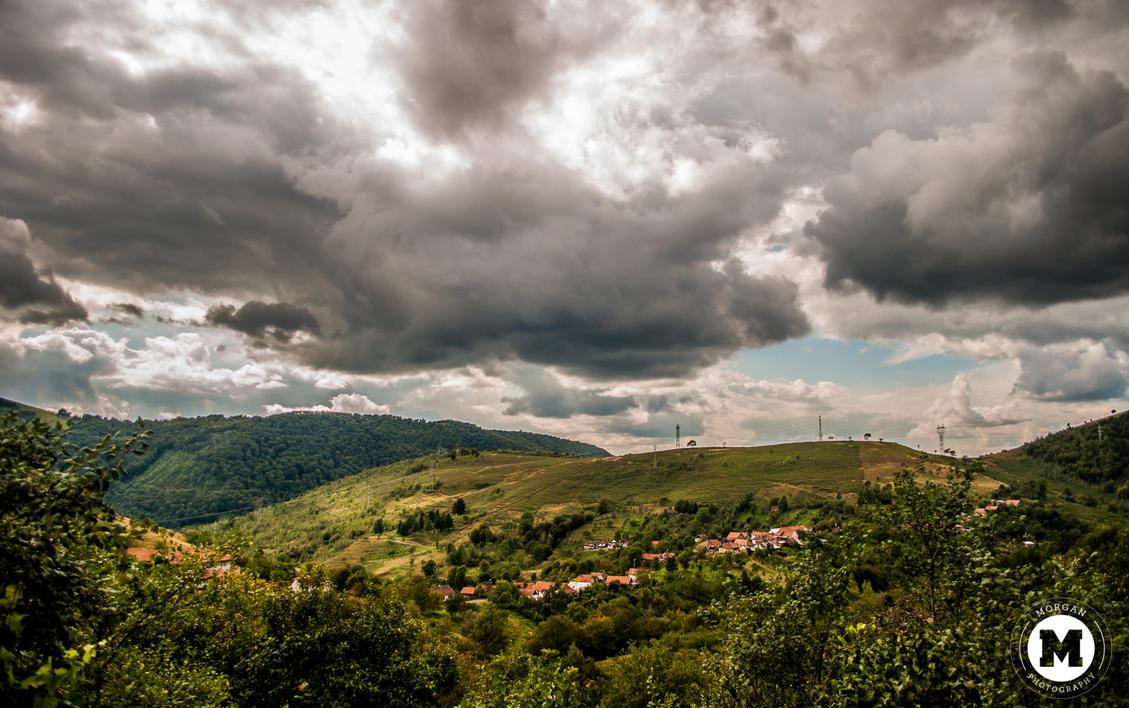 Clouds by KiduVerde