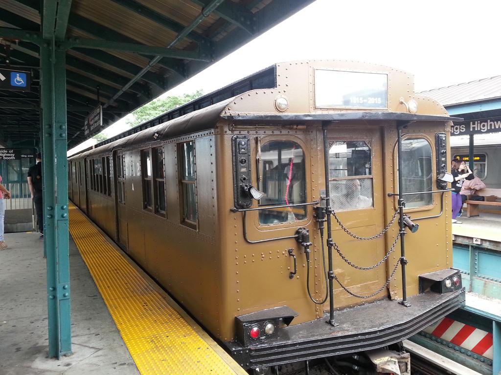 Sea Beach Line 100 Anniversary by newyorkx3