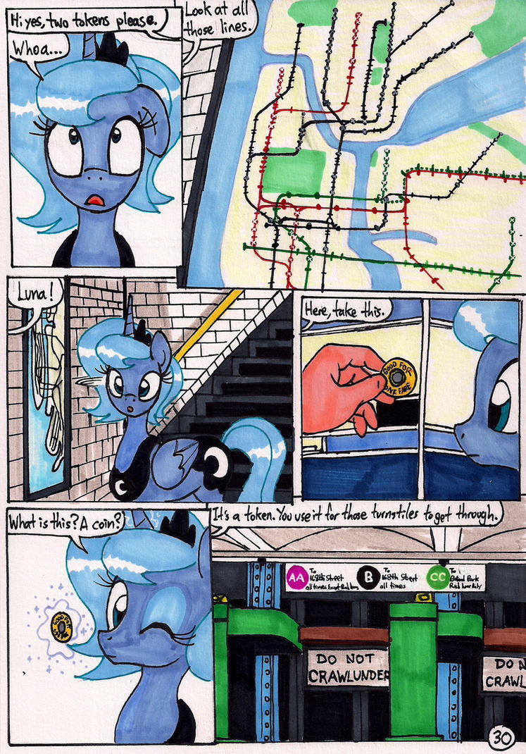 Young Days Page 30 by newyorkx3