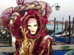 carnaval de venise Michele bis by YPH