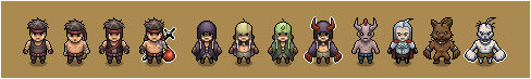 RPG sprites +all of them+