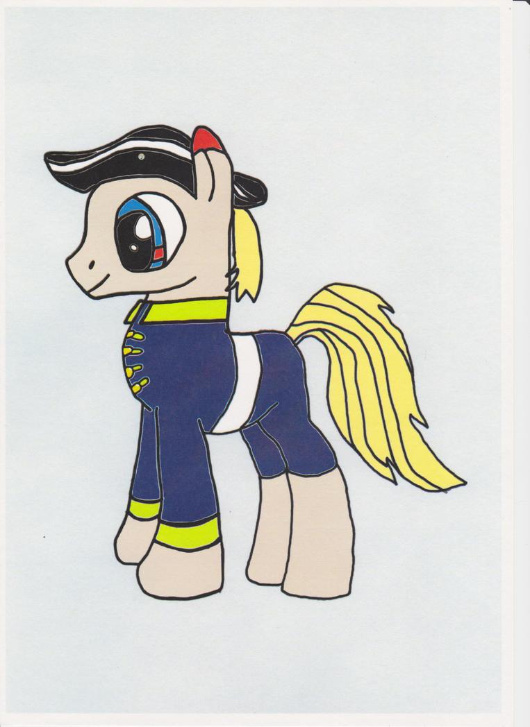 Ponyrex Oc 001 by PonyRex