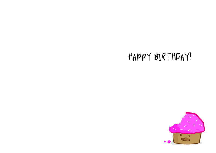 Cake Birthday Card Messages