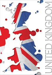 United Kingdom Flag by danharris