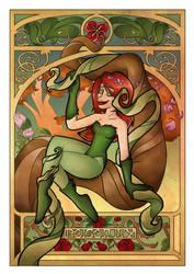 Poison Ivy - Art Nouveau