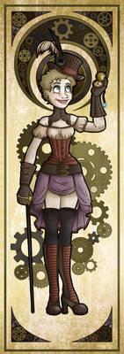 Steampunk Sorephene