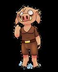 Piglin Child