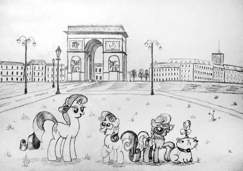 O, Paris