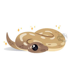 Baby Noodle (stickers now available!) by Zukitz