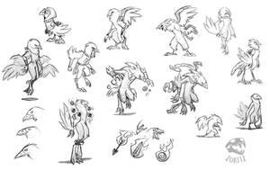 Crow Concepts by Zukitz