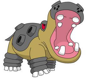 Day 26 - Favorite Gen IV Pokemon by Cameronwink