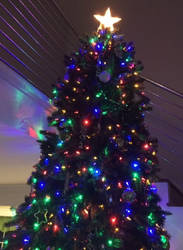 Christmas Tree 2017 by Cameronwink