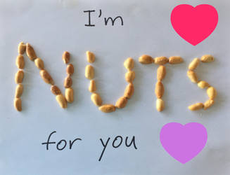 I'm Nuts For You by Cameronwink