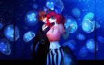 ych: oceanarium girls by Mr-Las