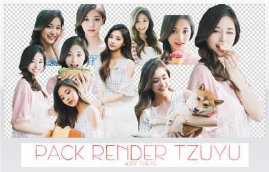 [PACK RENDER #O1] 10 PNGs  TZUYU TWICE by Lae-2001