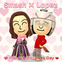 Happy Valentines Day   by GoldRaibowMario2