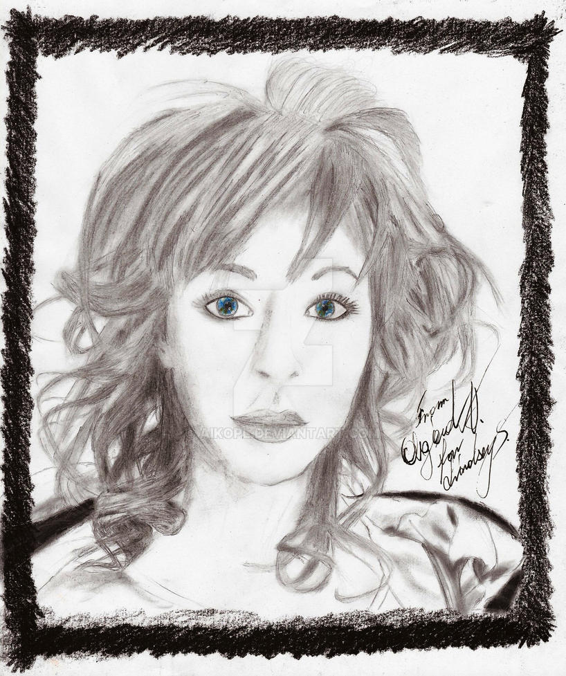 Lindsey Stirling by AikoPL