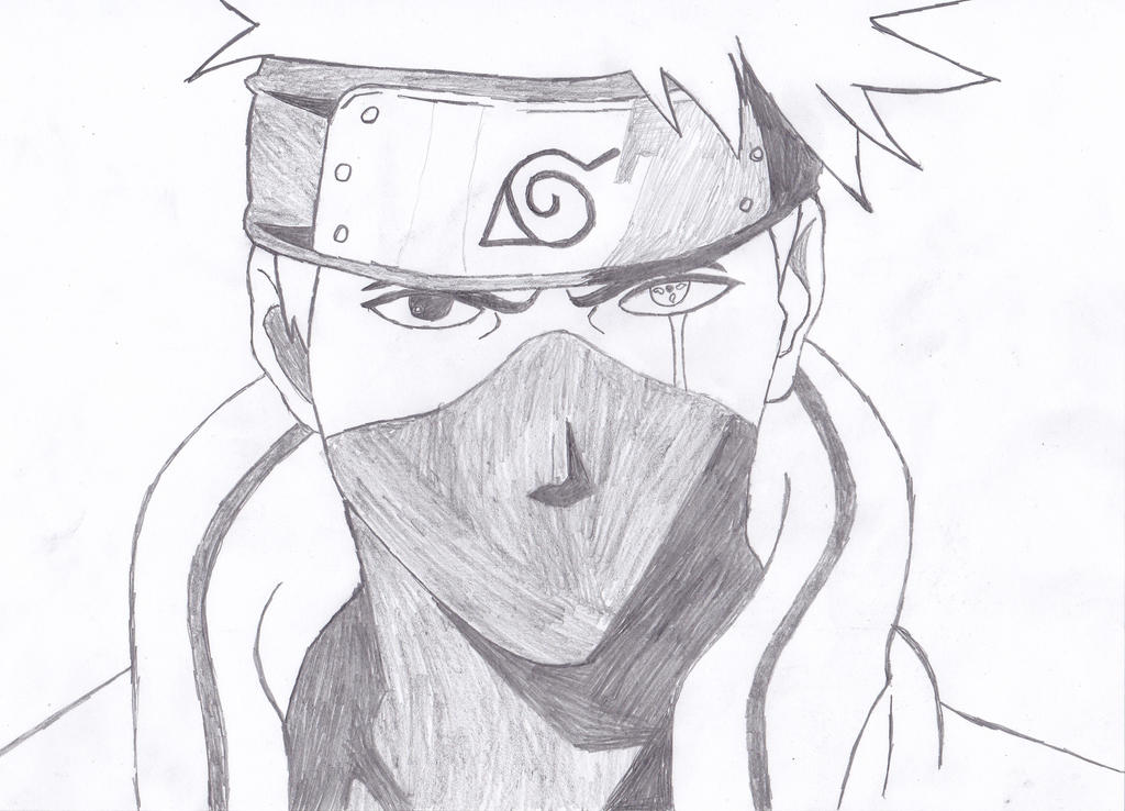 salvo91 25 6 kakashi drawing by me by naruxhinata