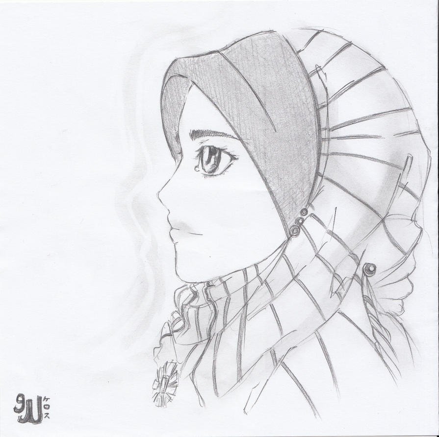 Gambar anime hijab pensil with pencil 6 by crowyon on deviantart