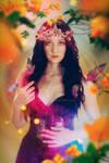 Woodland Fairie by deejjoy