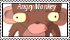 Angry Monkey by MaxxStamps