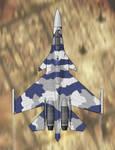 Su-37 Take 2