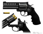 Smith and Wesson Model 725