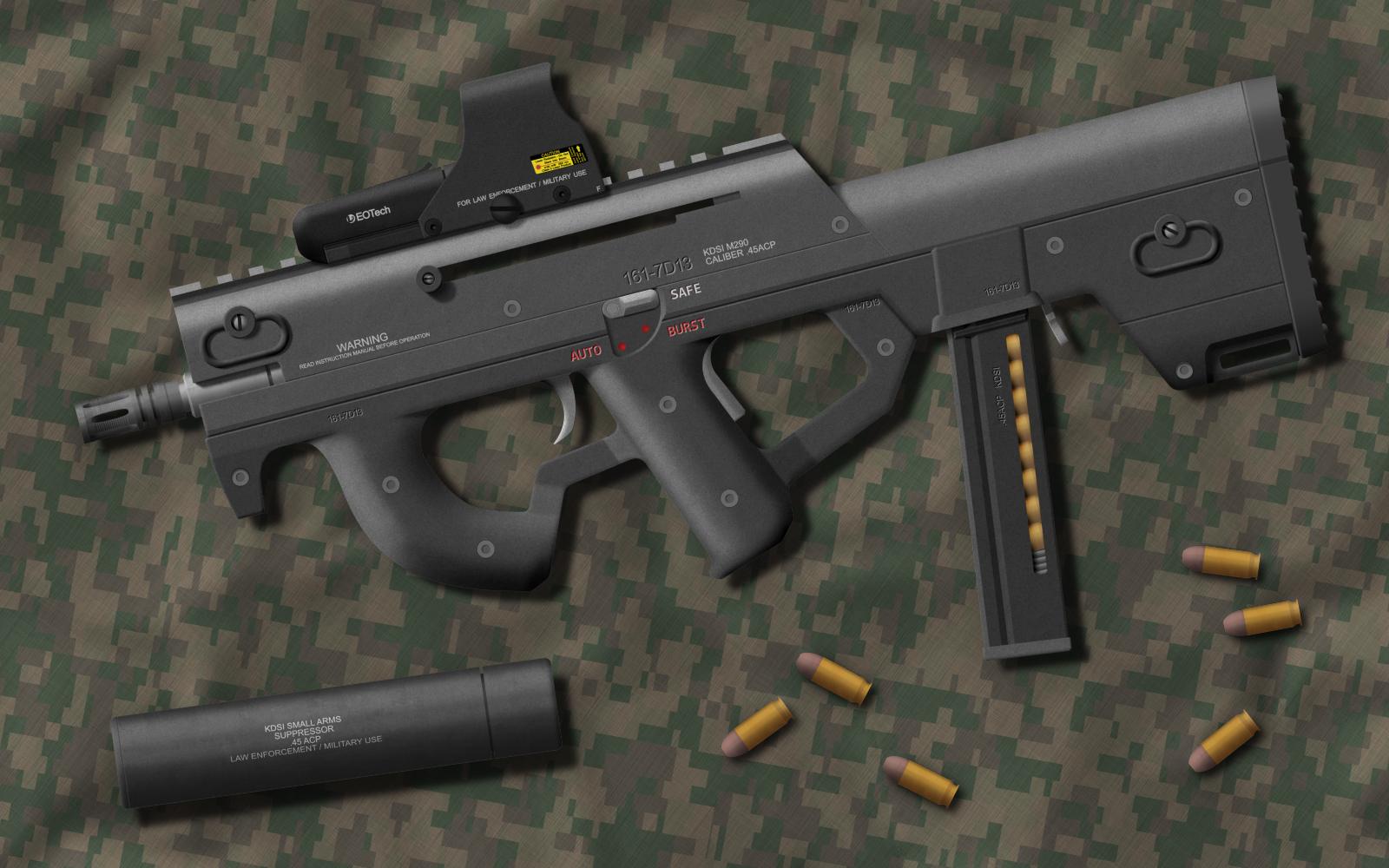 M290 Render by daisukekazama