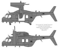EV134B2 UTT Centurion Lineart by Nyandgate