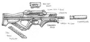 Howa IGK Type 38 by Nyandgate
