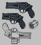 Quick revolver concept