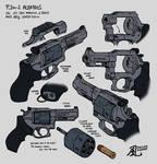 P.3M2 Combat Revolver