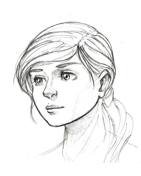 Character Sketch Practice by Nyandgate on DeviantArt