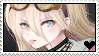 Iruma stamp 1 by Haru--Maki