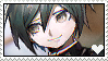 Saihara stamp 3 by Haru--Maki