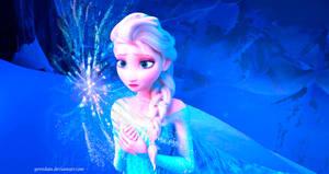 Elsa's Frozen Heart