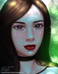 Emerald Oriental Dream by PovedaM