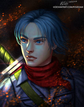 Ashes of Time - Trunks