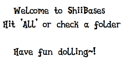Welcome by ShiiBases