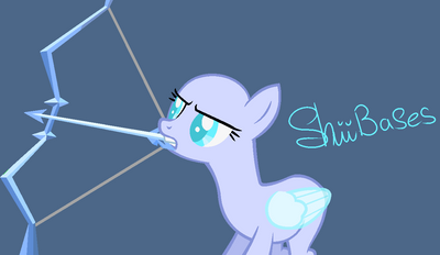 MLP 443: Take an Arrow to the Knee by ShiiBases