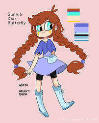 My starco child - Sunnia by chocorry-ding