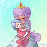 Queen Comet. by chocorry-ding