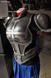 Erza Scarlet Heart kreuz armor by JennyCosplay
