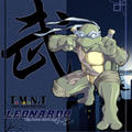 TMNT Chinese Words-Leo by 88vivin