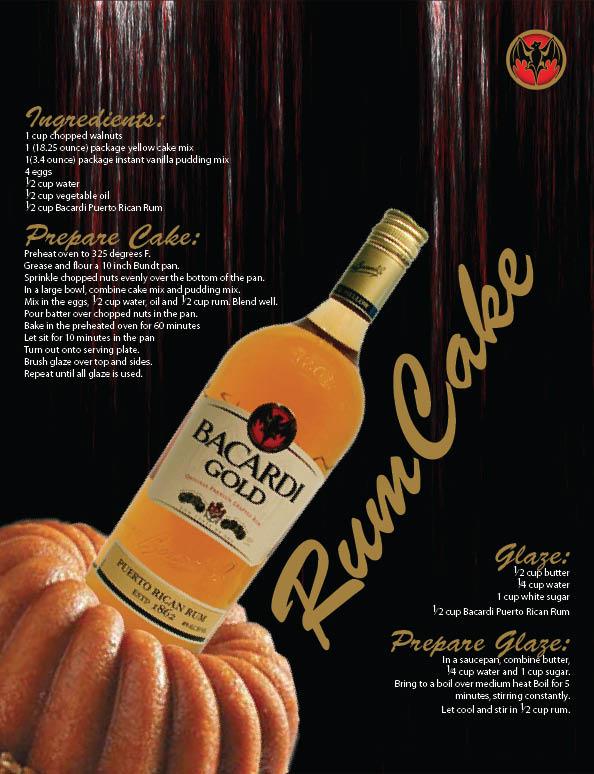 Rum Cake by ajcBebee