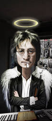 Remembering to John Lennon. by KriszTianOlah
